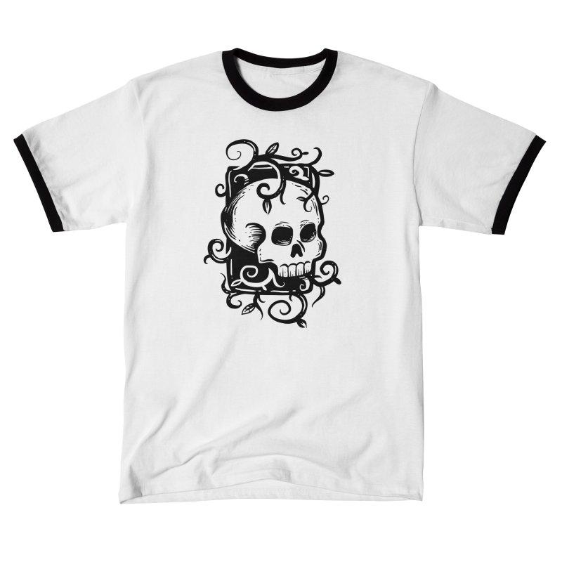 Retro Skull Men's T-Shirt by Os Frontis