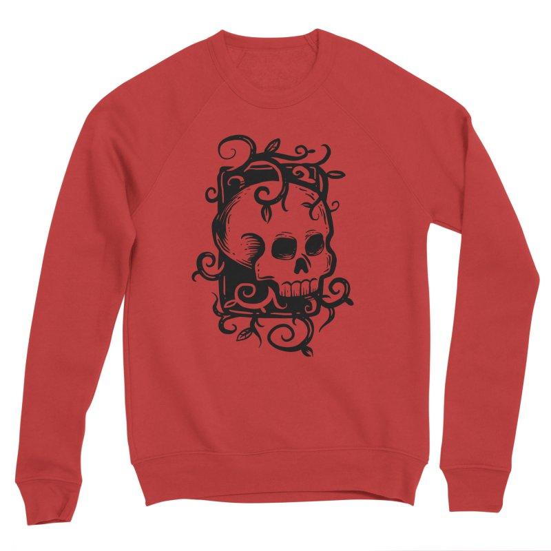 Retro Skull Men's Sweatshirt by Os Frontis