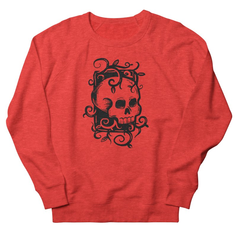 Retro Skull Women's Sweatshirt by Os Frontis