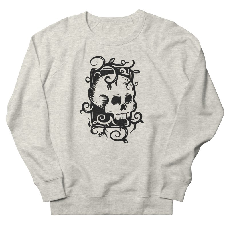 Retro Skull Men's Sweatshirt by Os Frontis