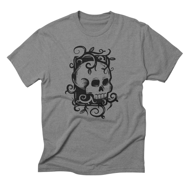 Retro Skull Men's T-Shirt by Os Frontis