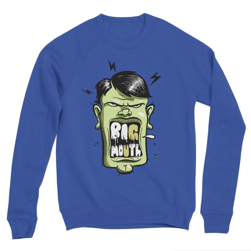 Big Mouth Men's Sweatshirt by Os Frontis