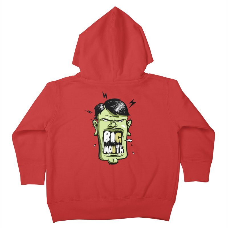 Big Mouth Kids Toddler Zip-Up Hoody by Os Frontis
