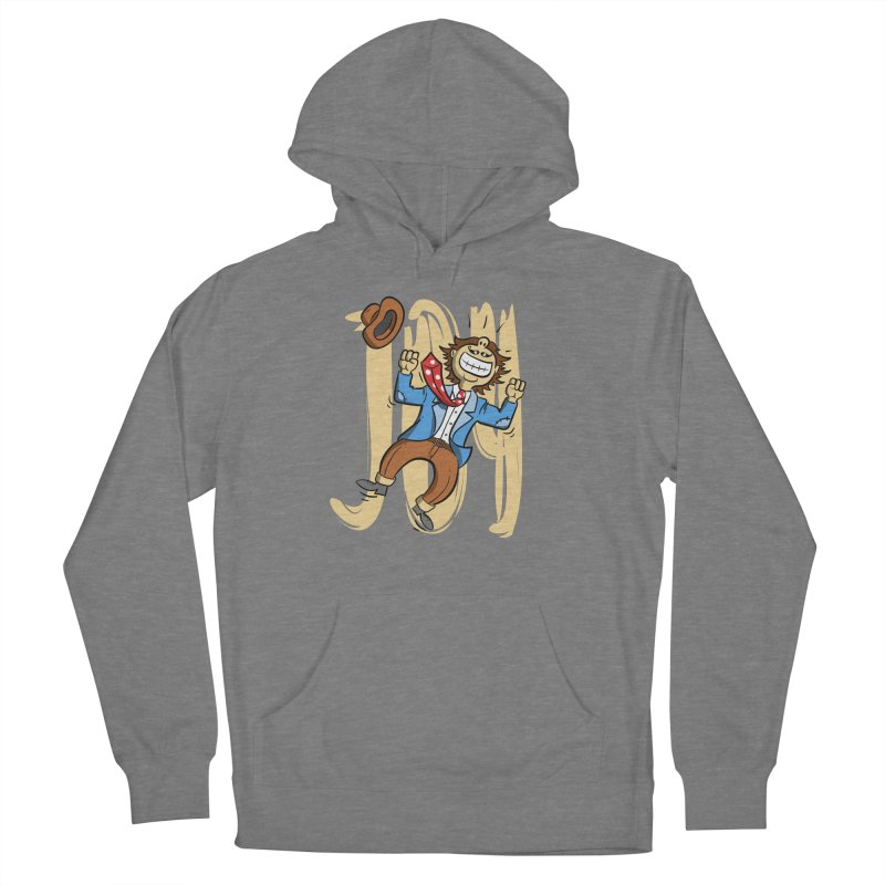 Joy and Happiness Women's Pullover Hoody by Os Frontis