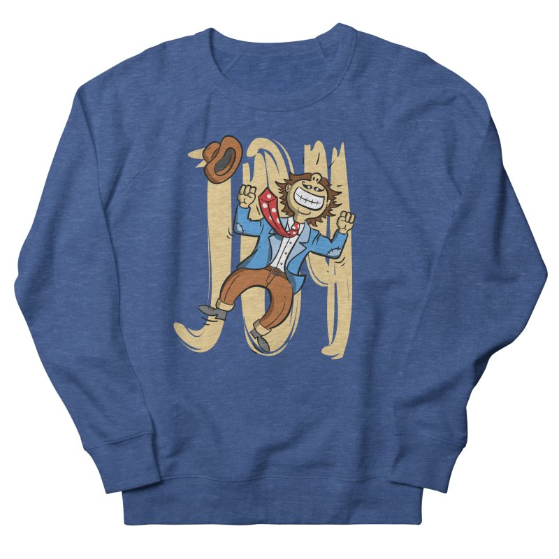 Joy and Happiness Men's Sweatshirt by Os Frontis