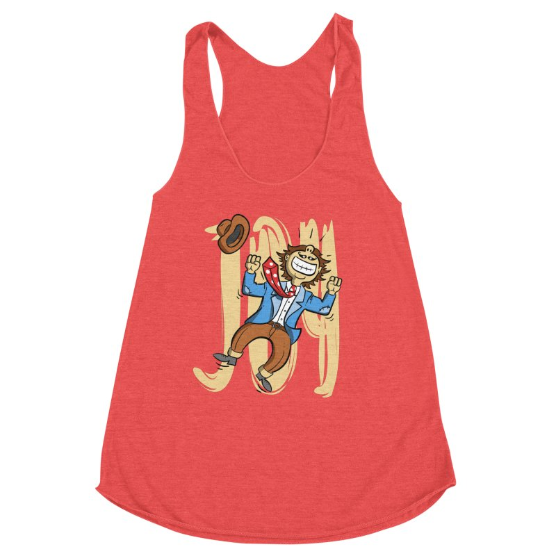 Joy and Happiness Women's Tank by Os Frontis