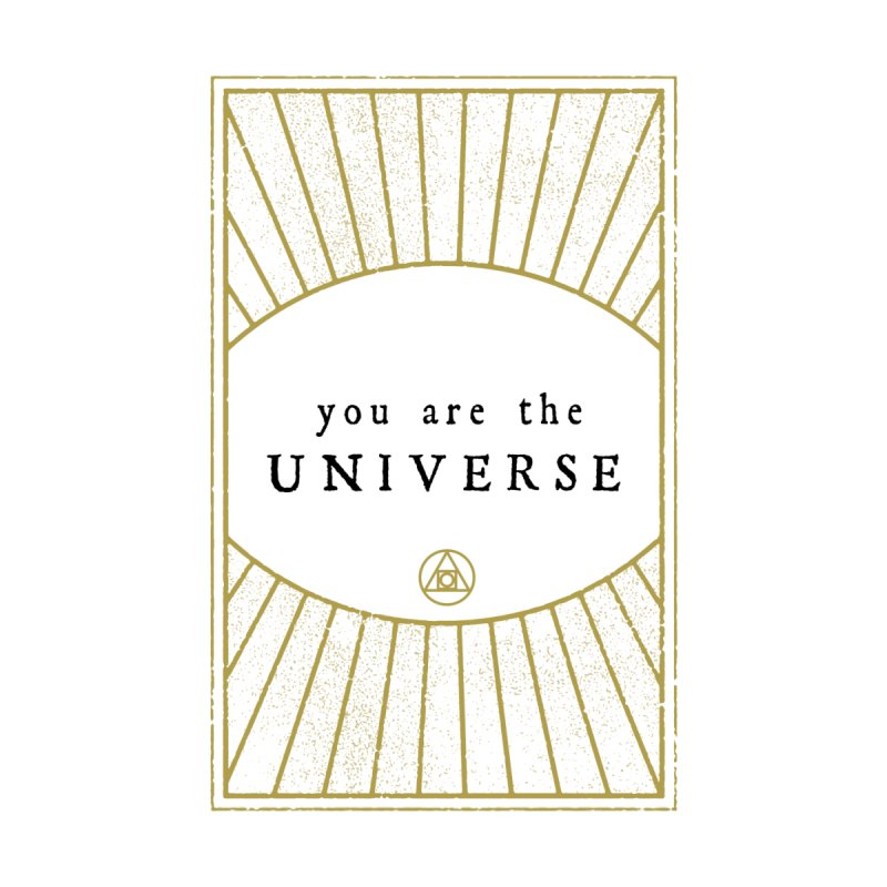 You are the Universe Women's Sweatshirt by Os Frontis