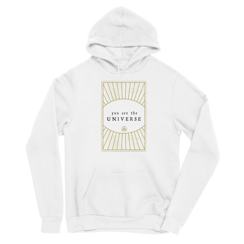 You are the Universe Men's Pullover Hoody by Os Frontis