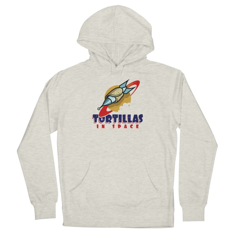 Tortillas in space Women's Pullover Hoody by Os Frontis