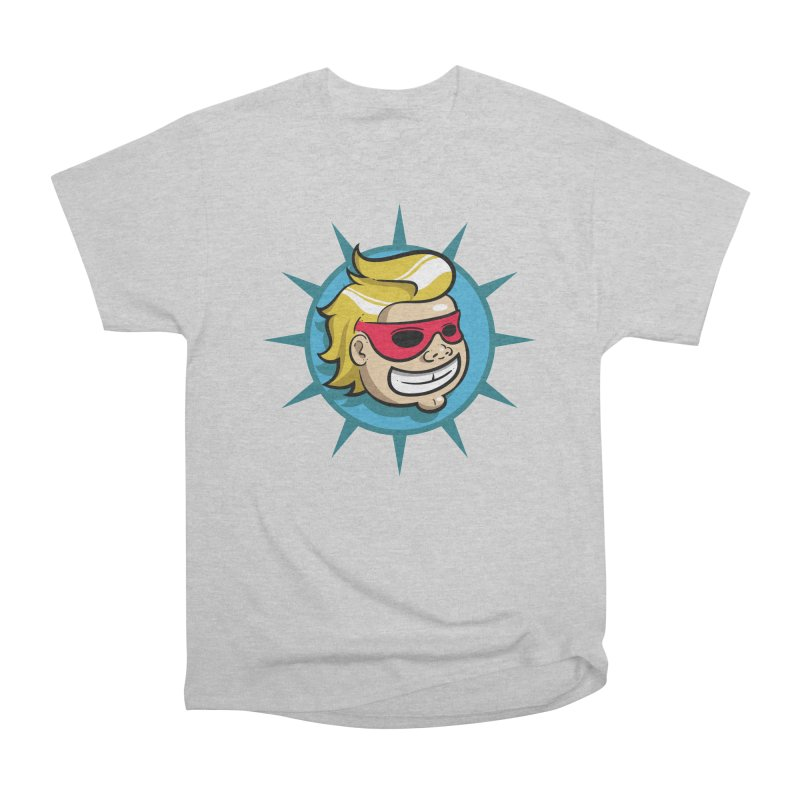 Superkid Men's T-Shirt by Os Frontis