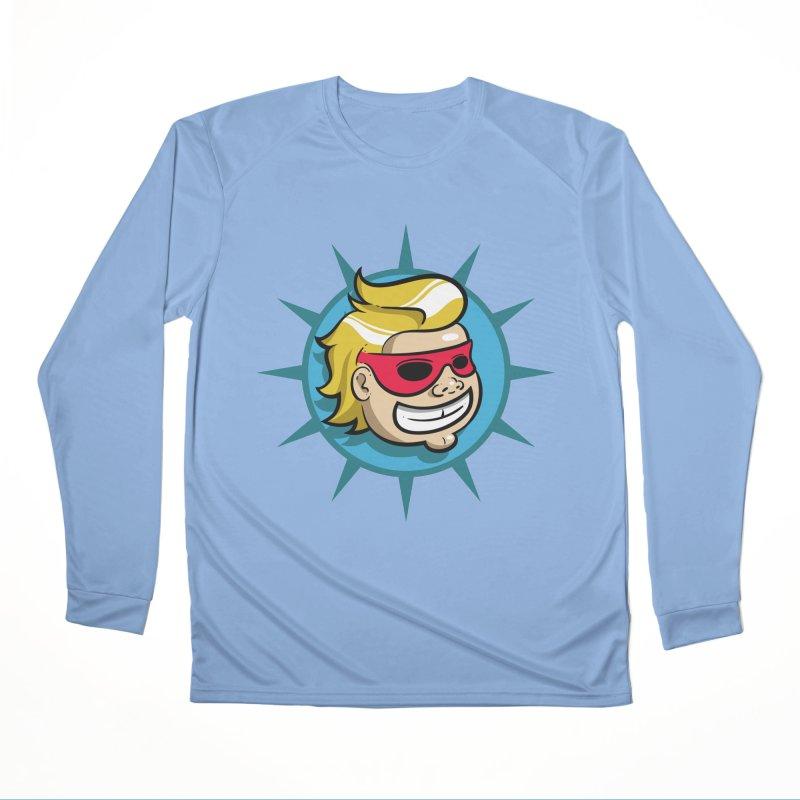 Superkid Men's Longsleeve T-Shirt by Os Frontis