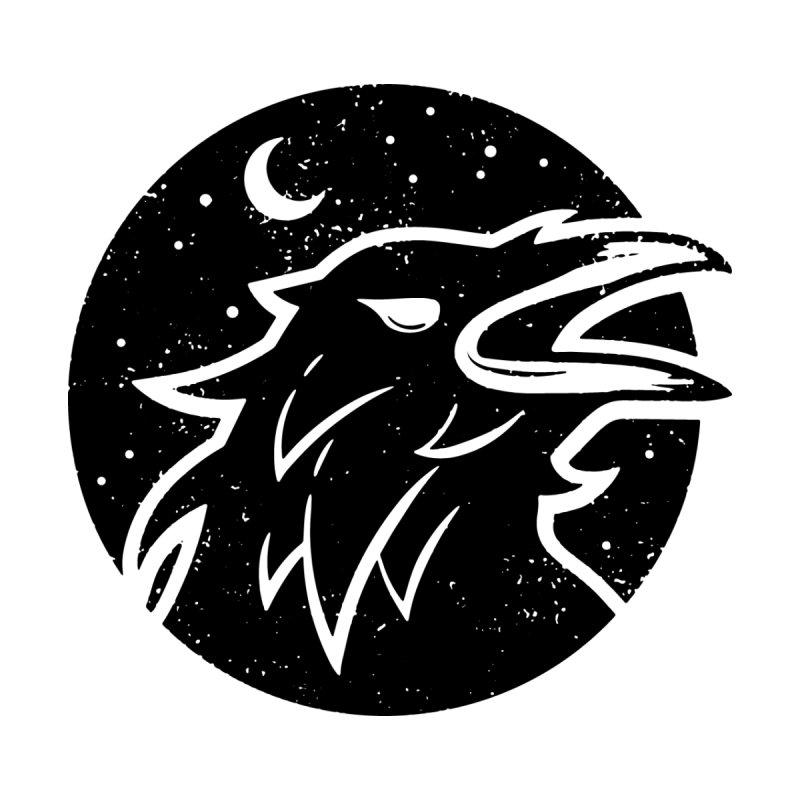 The Raven Men's Sweatshirt by Os Frontis