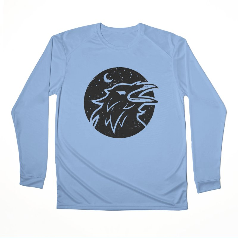 The Raven Women's Longsleeve T-Shirt by Os Frontis