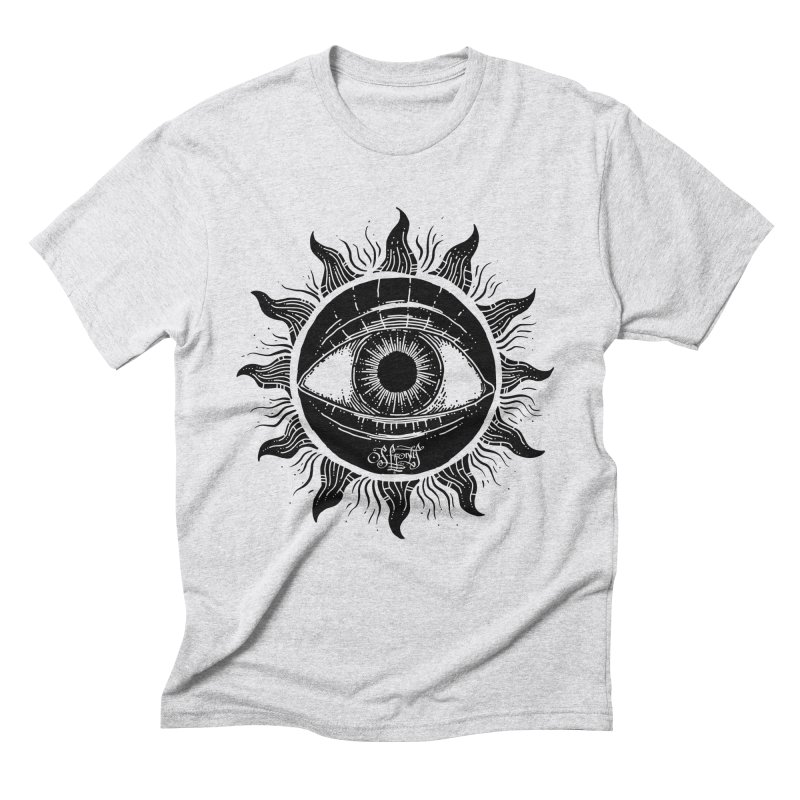 Consciousness Men's Triblend T-Shirt by Os Frontis