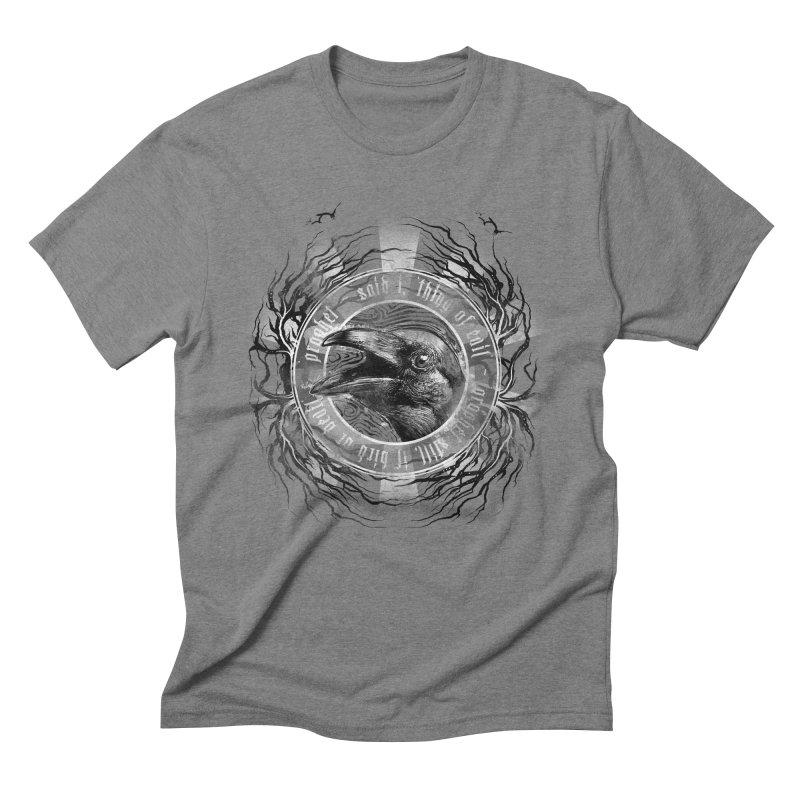 Prophet Men's Triblend T-Shirt by Os Frontis