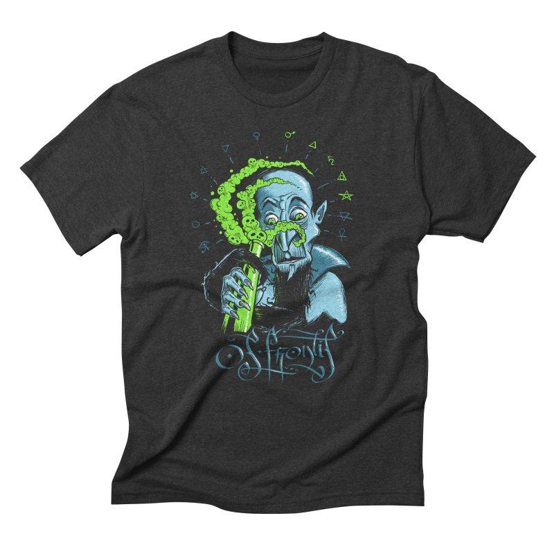 Alchemist Men's Triblend T-Shirt by Os Frontis