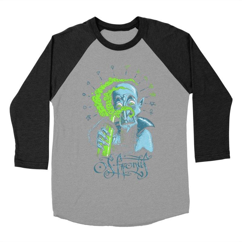Alchemist Men's Baseball Triblend T-Shirt by Os Frontis
