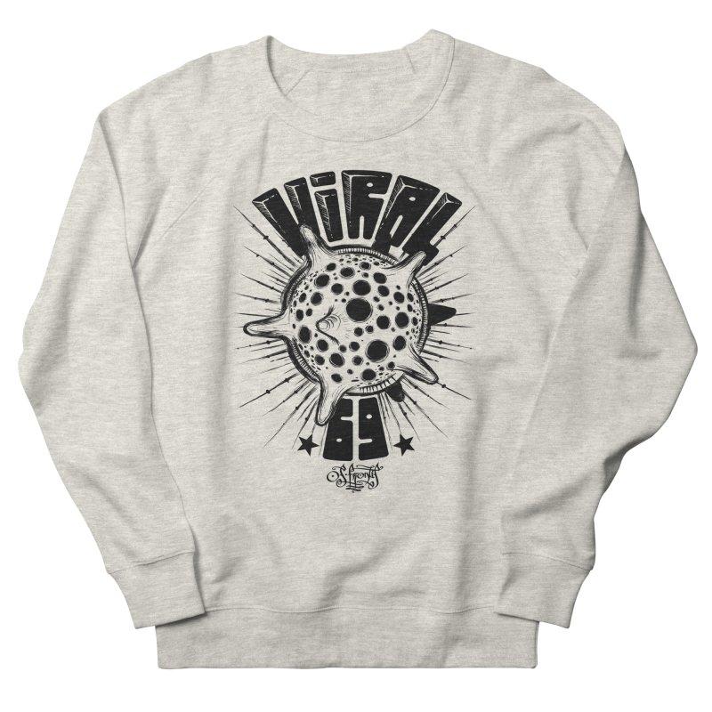 Viral Women's Sweatshirt by Os Frontis
