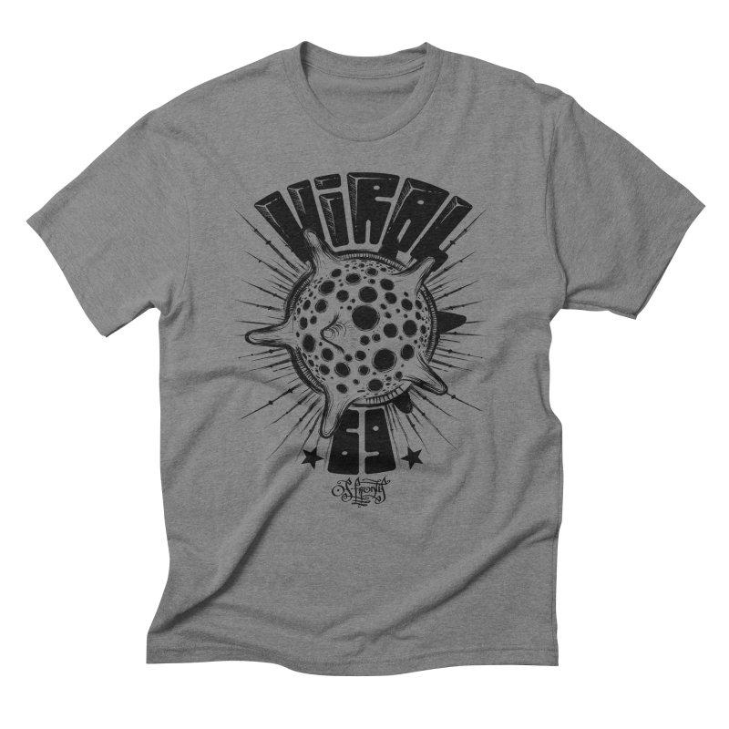 Viral Men's Triblend T-Shirt by Os Frontis