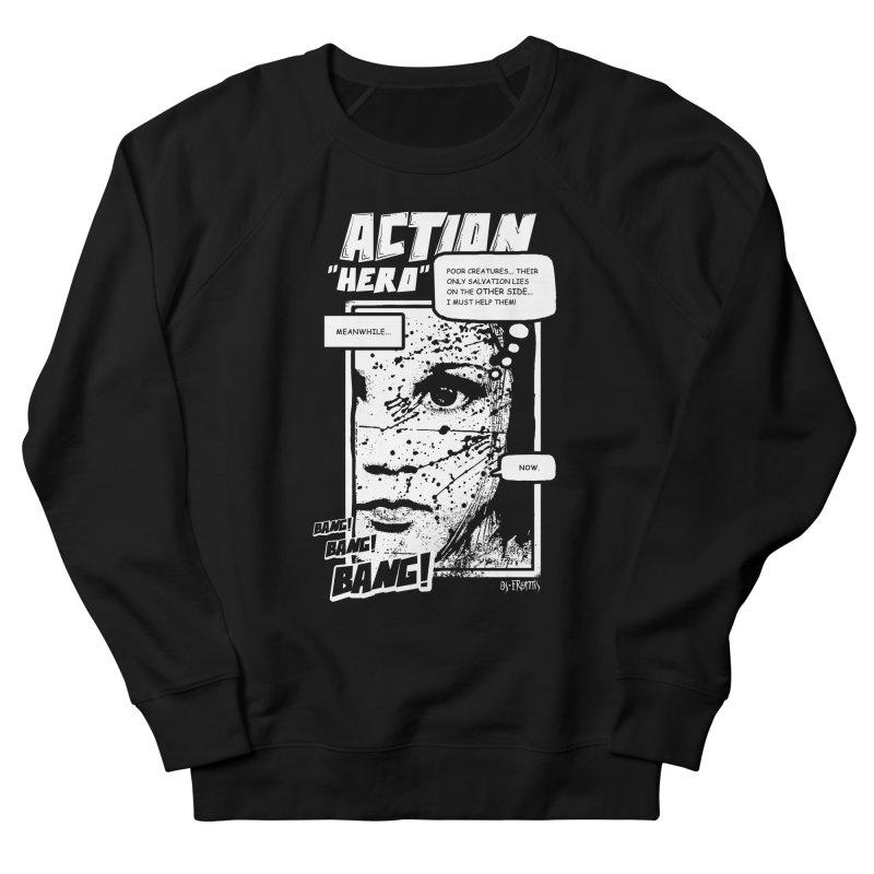 Action Hero Women's Sweatshirt by Os Frontis