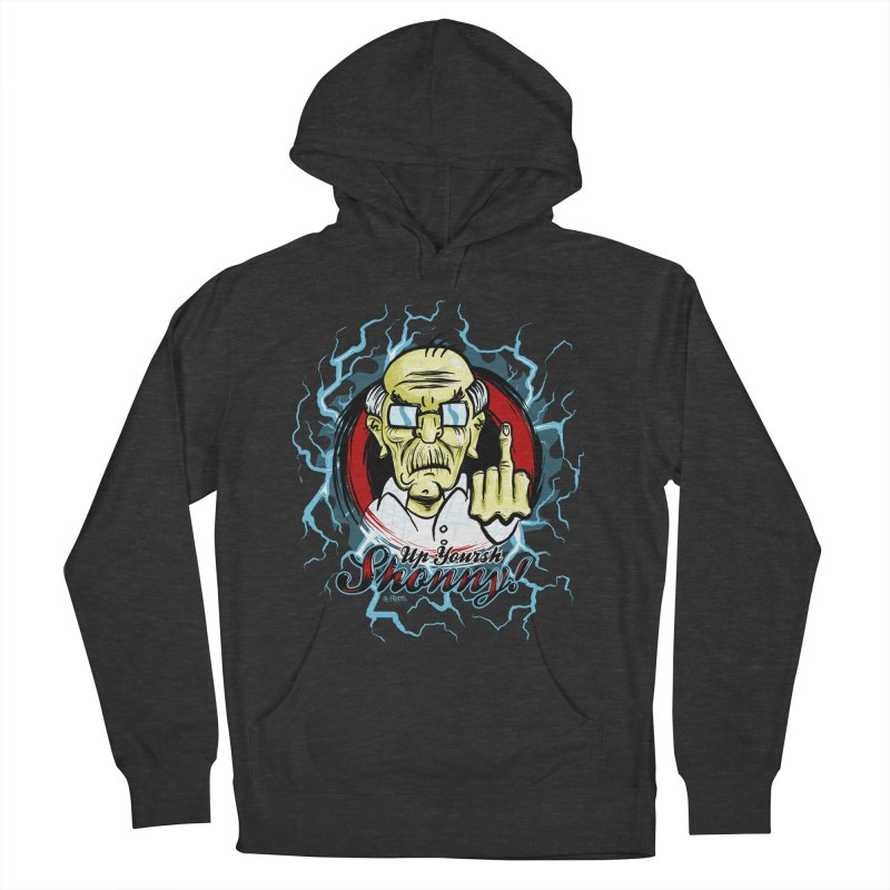 Flip off Women's Pullover Hoody by Os Frontis