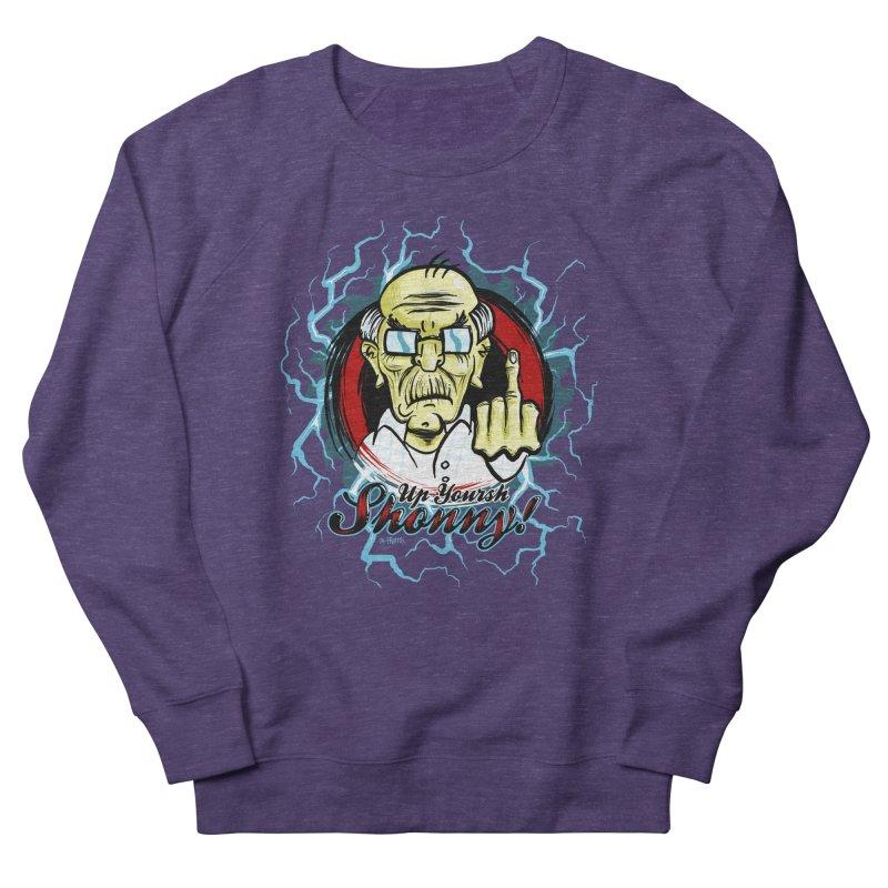 Flip off Women's Sweatshirt by Os Frontis