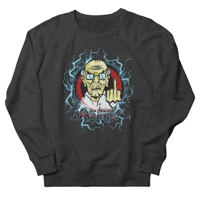 Flip off Men's Sweatshirt by Os Frontis