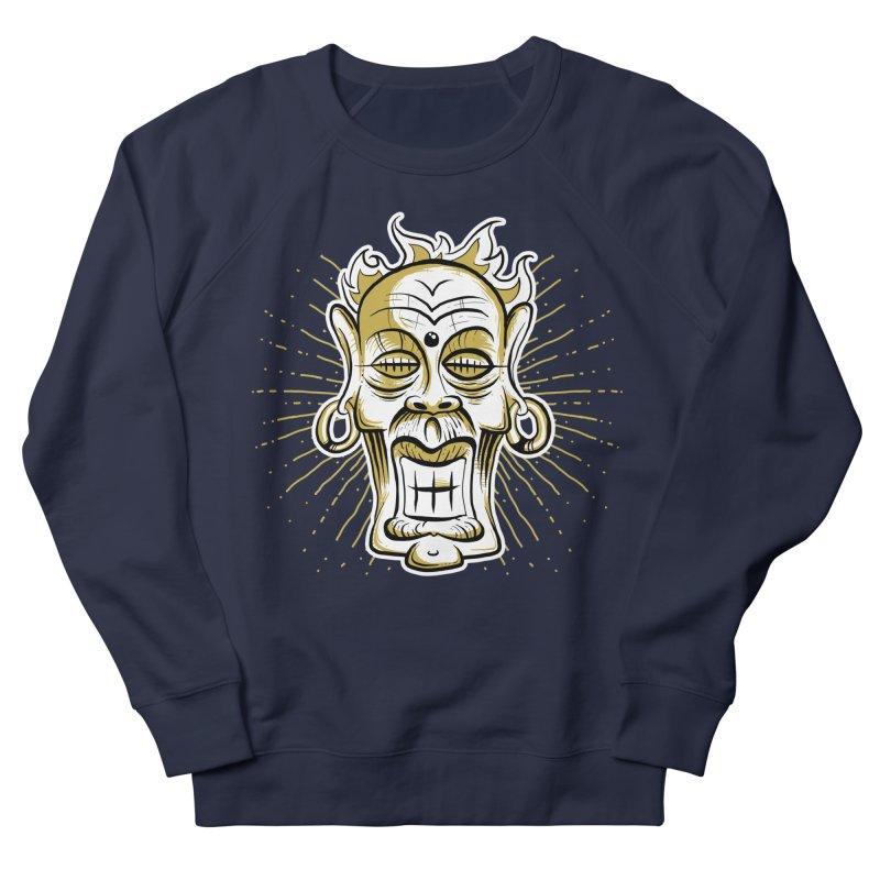 Fire God Men's Sweatshirt by Os Frontis