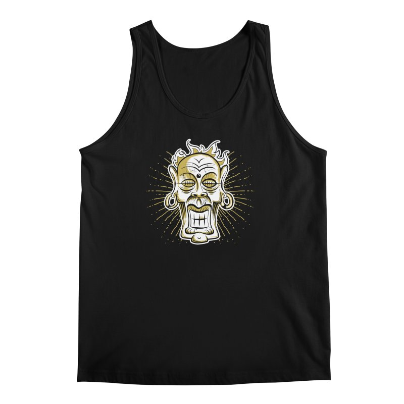 Fire God Men's Tank by Os Frontis