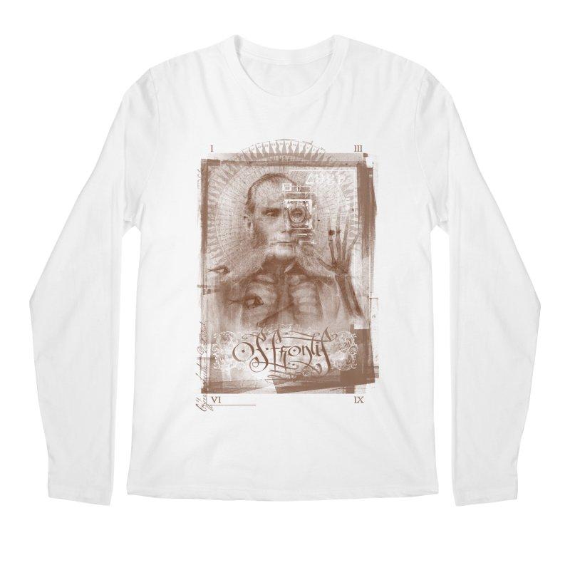 Homo Aeternus Men's Longsleeve T-Shirt by Os Frontis