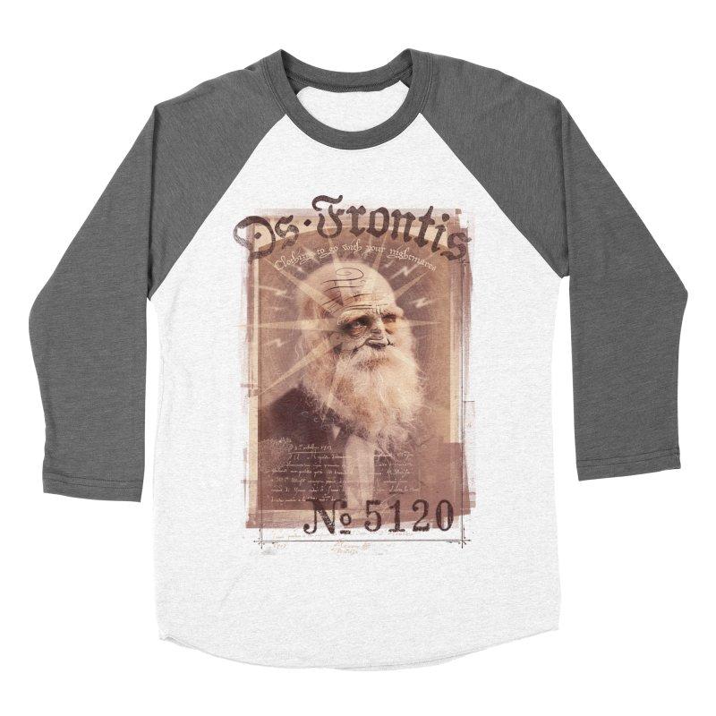 Methuselah Men's Baseball Triblend T-Shirt by Os Frontis