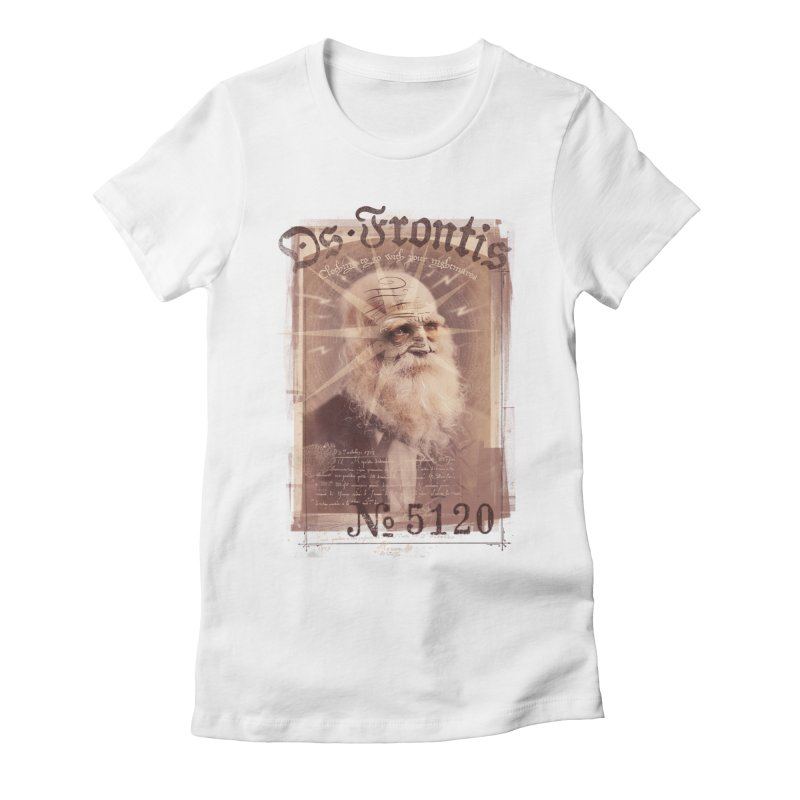 Methuselah Women's Fitted T-Shirt by Os Frontis