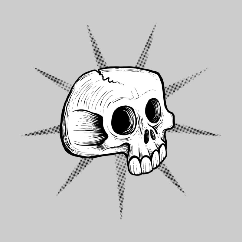 Punk Skull by Os Frontis