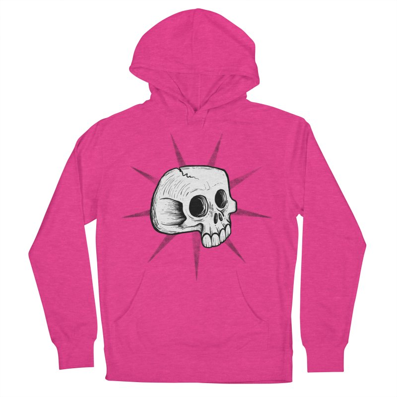 Punk Skull Women's Pullover Hoody by Os Frontis