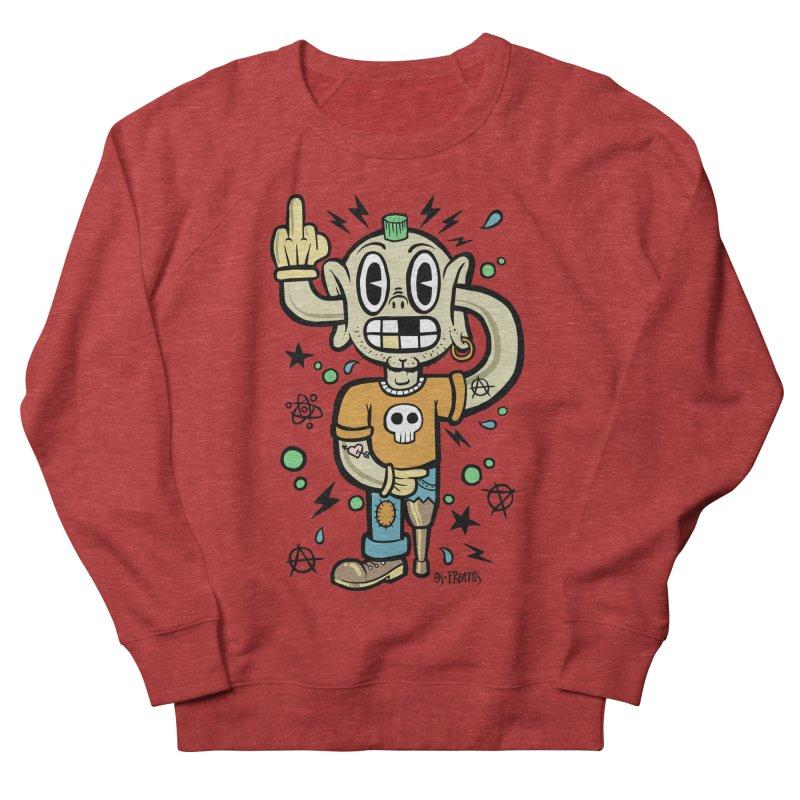 Punk Men's Sweatshirt by Os Frontis