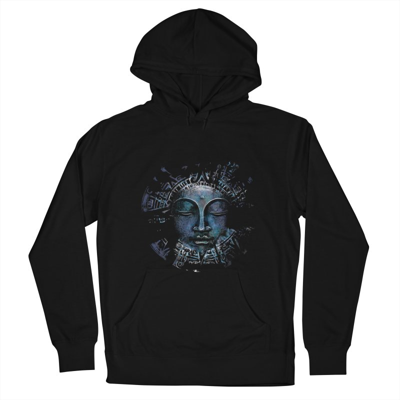 Buddha Women's Pullover Hoody by Os Frontis