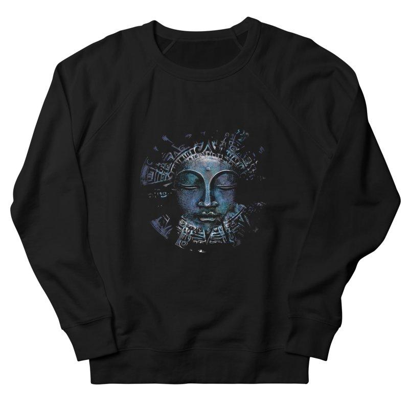 Buddha Men's Sweatshirt by Os Frontis