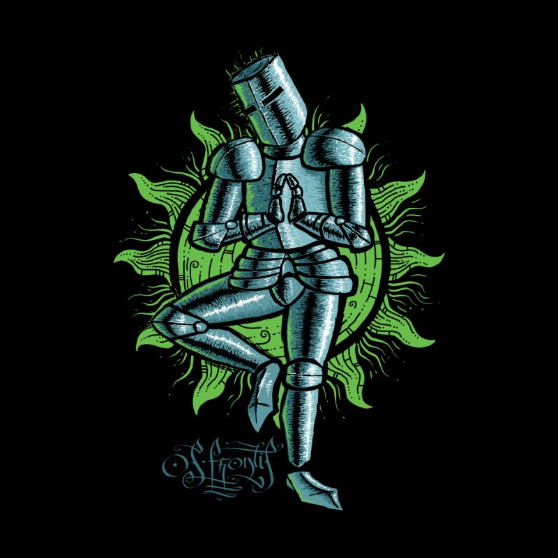 Yoga Knight by Os Frontis