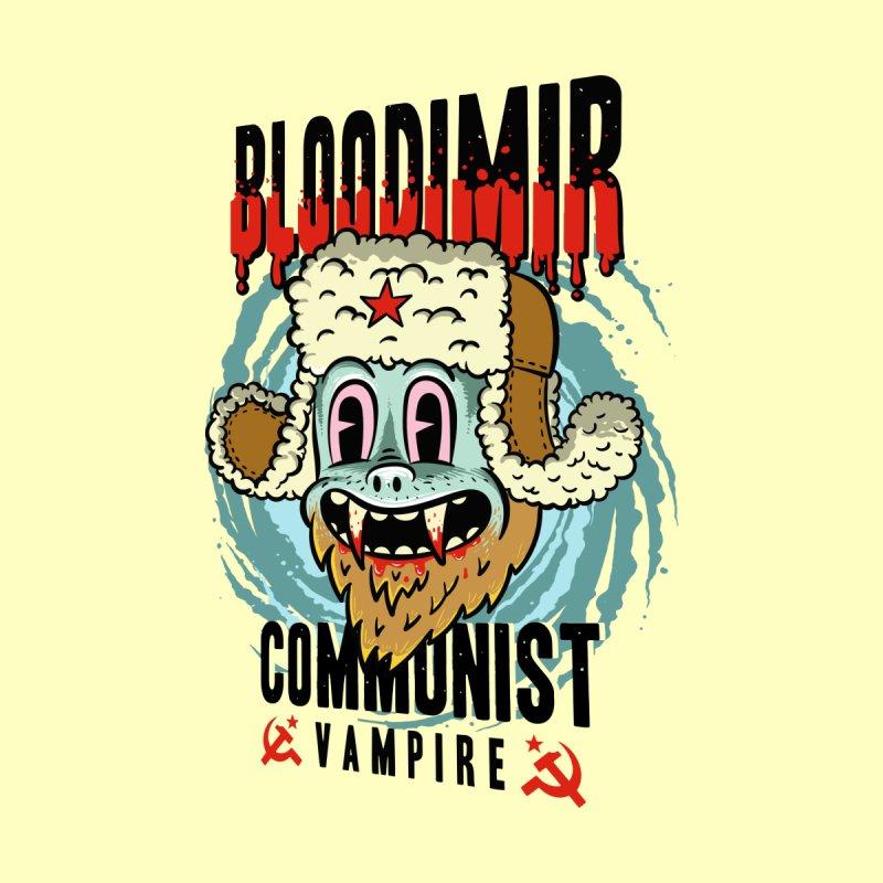 Bloodimir communist vampire by Os Frontis