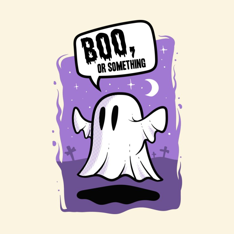 Halloween Ghost by Os Frontis