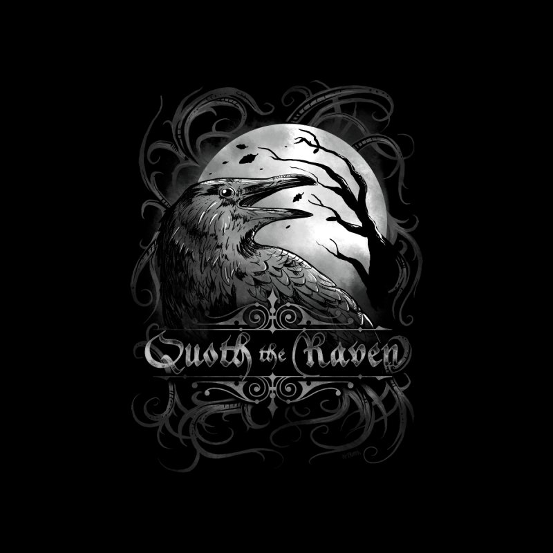 Quoth the Raven by Os Frontis