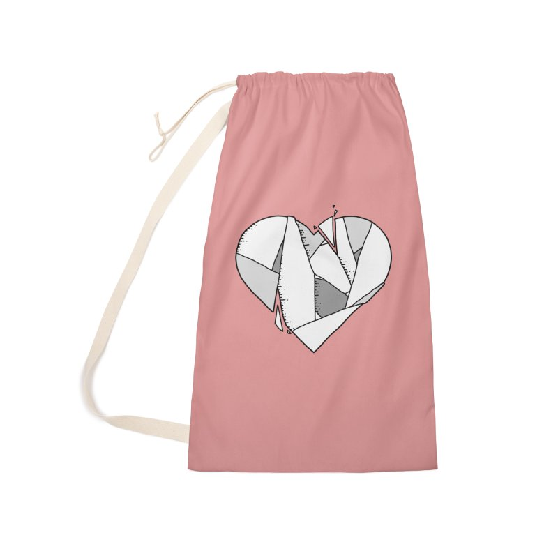 Broken Heart Accessories Bag by Os Frontis