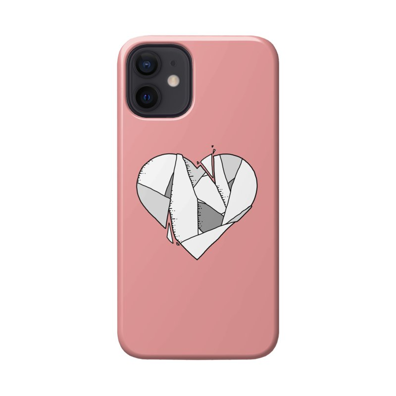 Broken Heart Accessories Phone Case by Os Frontis
