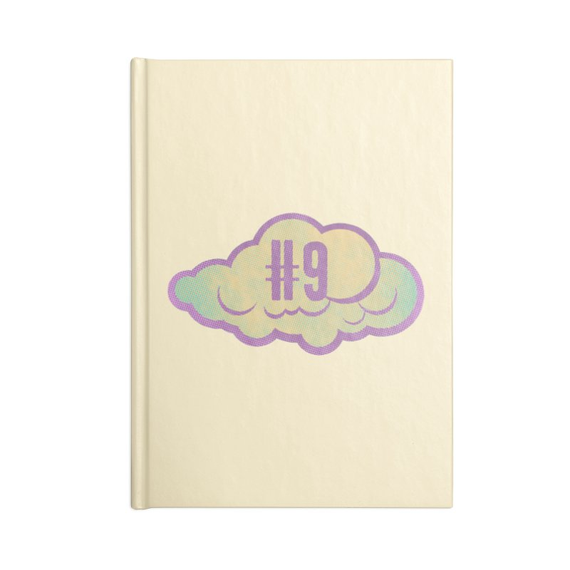 Cloud number nine Accessories Notebook by Os Frontis