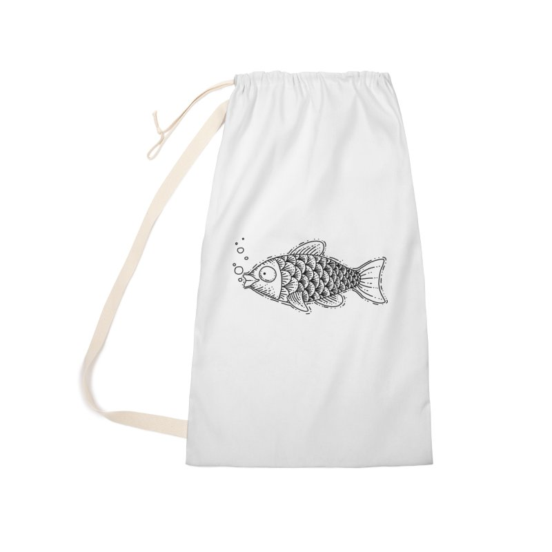 Fish Accessories Bag by Os Frontis