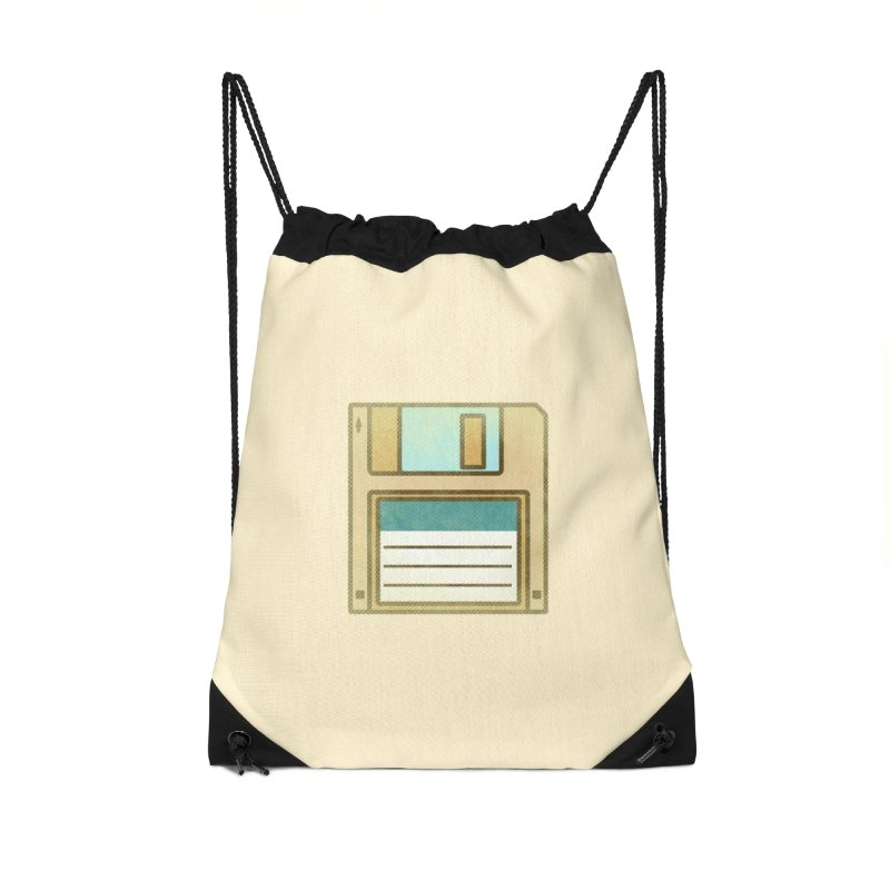Floppy Disc Accessories Bag by Os Frontis