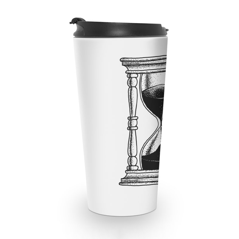 Dot Work Hourglass Accessories Mug by Os Frontis