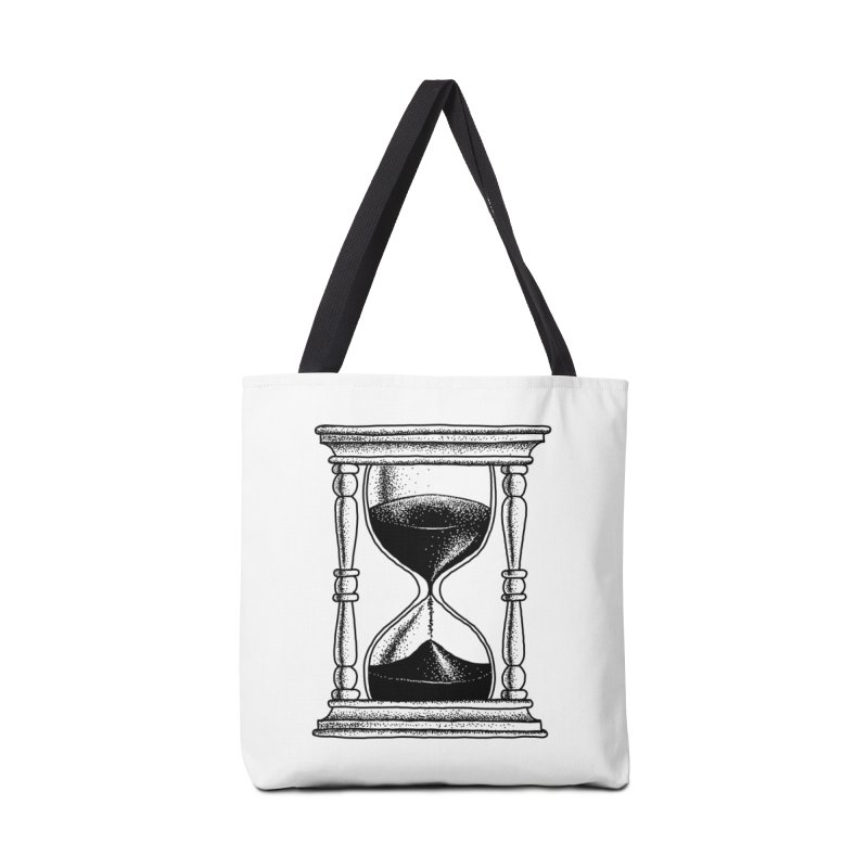 Dot Work Hourglass Accessories Bag by Os Frontis