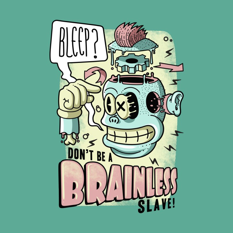 Brainless by Os Frontis