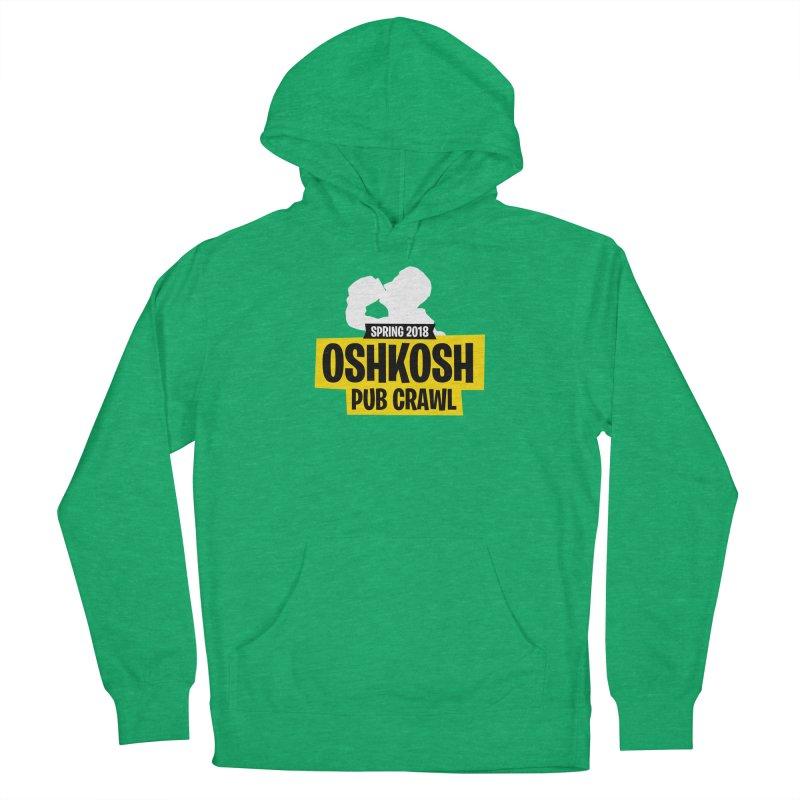 Oshkosh Royale in Men's French Terry Pullover Hoody Heather Kelly by Oshkosh Pub Crawl